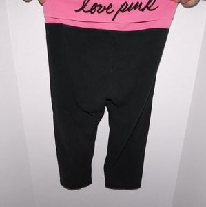 2 pairs of yoga pants